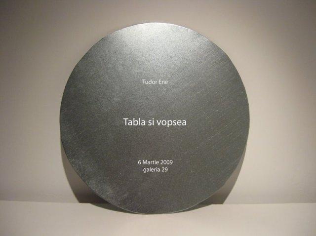 tudor-ene-tabla-si-vopsea